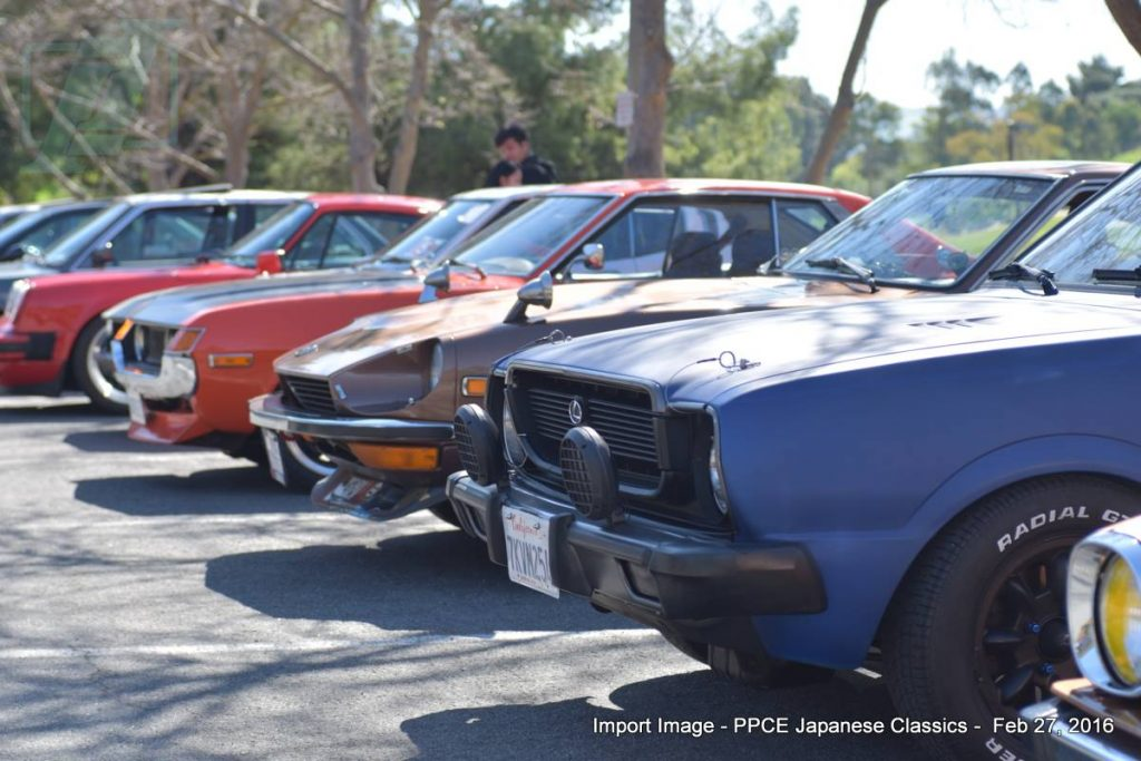 "Car Sighting: Japanese ""Old School"" Rides – import image"