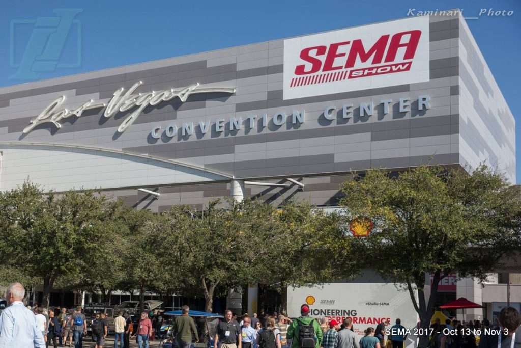 SEMA Trade Show 2018 (Not open to the public)